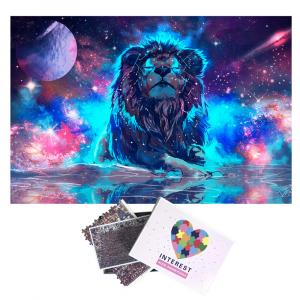 Celestial Lion Puzzle