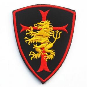 Arms Lion Patch
