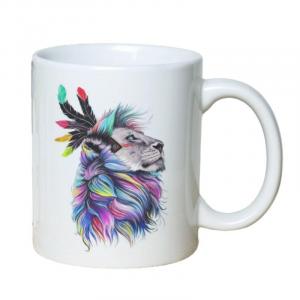 Indian Lion Mug