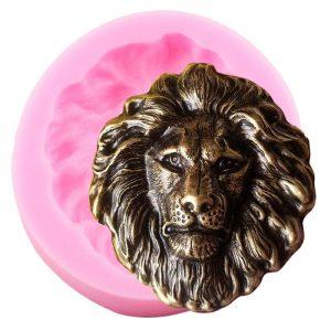 Lion Cake Mold