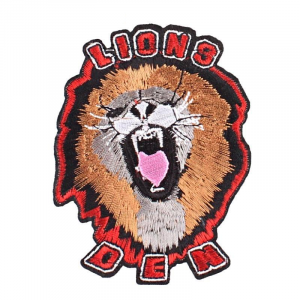 Lion Den Leader Patch