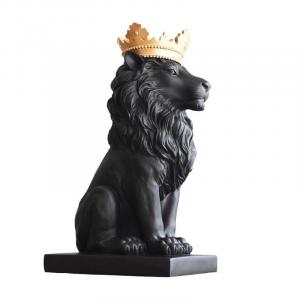 Lion Statue Decor