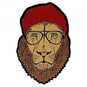 Modern Lion Patch