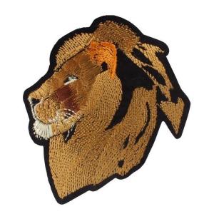 Patch Lion Head