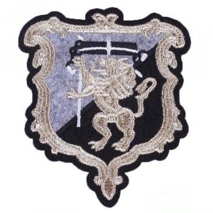 Conqueror Lion Patch