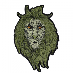 East African Lion Patch