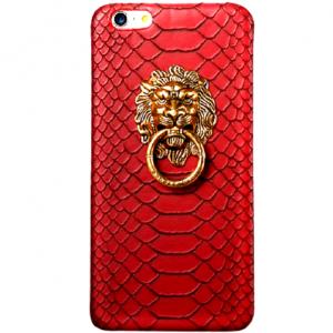 iPhone Case Ring Holder Lion