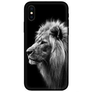 iphone lion head case