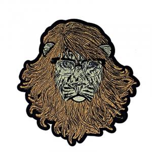 Large Lion Patch