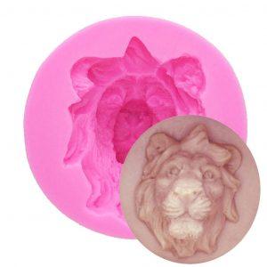 Lion Head Mold