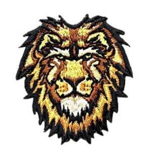 Lion Head Patch