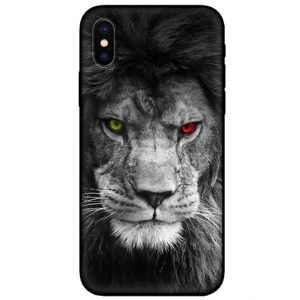 lion iphone se case