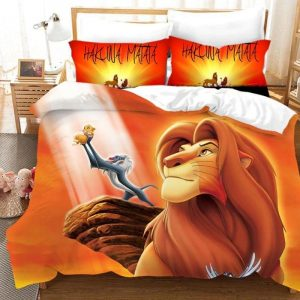 lion king bed set twin
