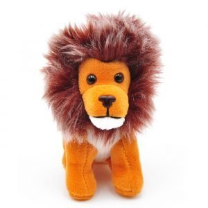 lion king plush keychain