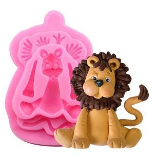lion king silicone mold