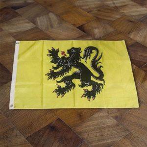 Lion of Flanders Flag