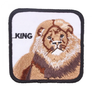 King Lion Patch