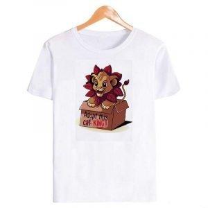 Adopt This King Lion King T-shirt