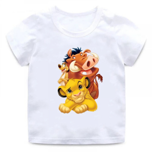 Lion King T-shirt for Baby Boy
