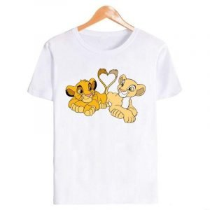 Simba and Nala Lion King T-shirt