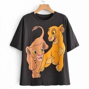 Women's Lion King T-shirt