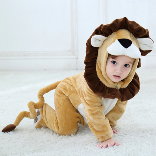 lion costumes collection