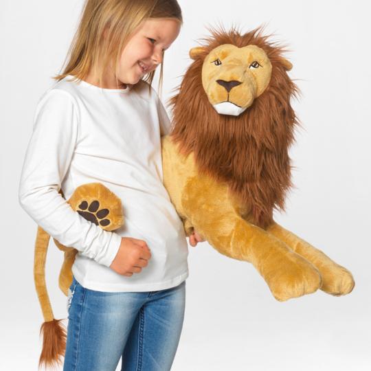 lion plush collection