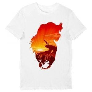 3d Printed Lion King T-shirt