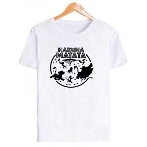 Art Lion King T-Shirt Women
