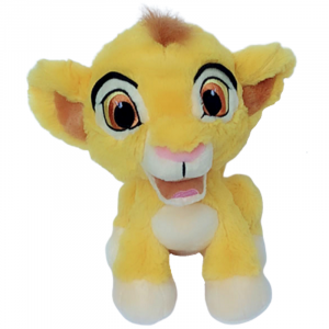 Baby Simba Lion King Plush