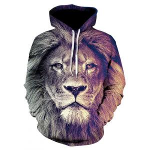 Brutal Lion Hoodie
