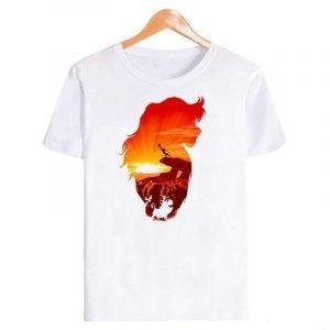 Colorful Lion King T-shirt