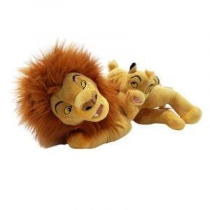 Mufasa and Simba Lion King Plush