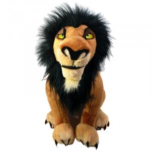 Scar Lion King Plush