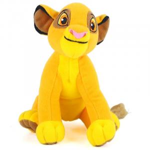 Simba's Plush Child Lion King