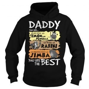 Daddy Lion King Hoodie