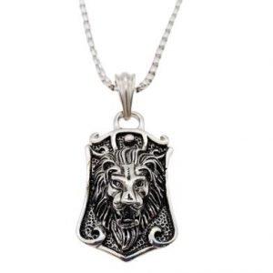 lion Head pendant