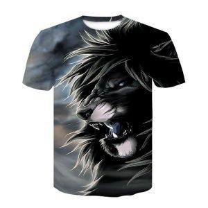 Anime Lion T-shirt