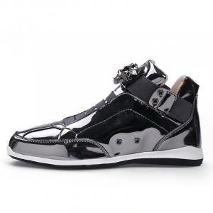 Lion Shoes silver