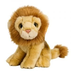 Adorable Lion Cuddly Toy