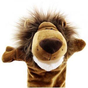 Alex Lion Puppet
