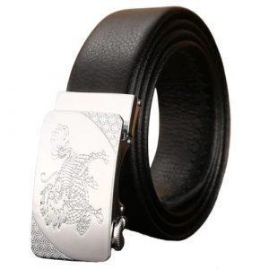 Asian Lion Head Belt