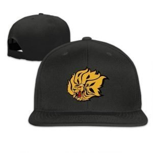 Cap with Lion Logo