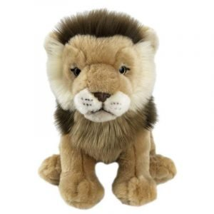 Cuddly Lion Toy Beautiful Mane