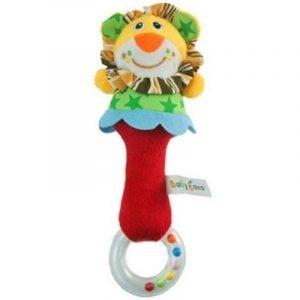 Cuddly Lion Toy Game