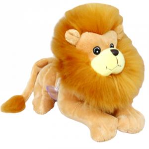 Cute Baby Lion Plush