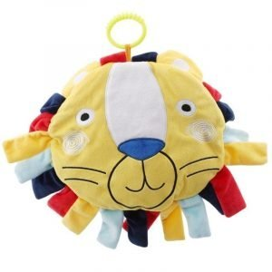 Hanging Cuddly Lion Toy