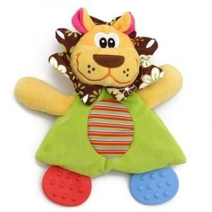 Lion Baby Teether Toy