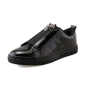 Lion Emblem Shoes