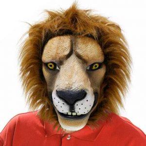 Lion Head Mask